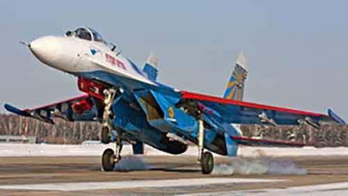 Российская военная авиация – мощная, но увядающая сила