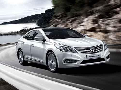 Седан Hyundai Grandeur