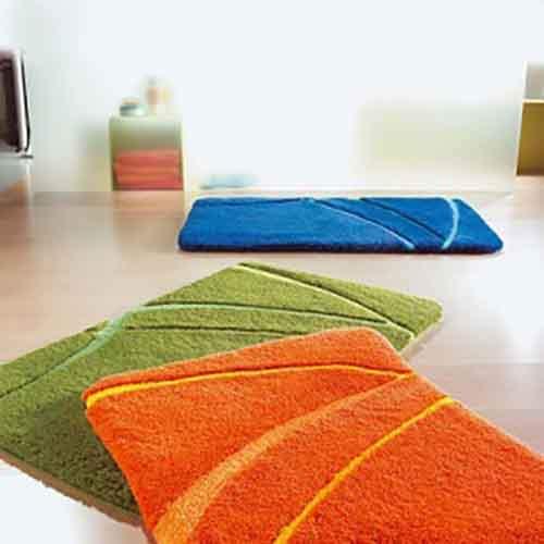 Выбираем коврик для ванной