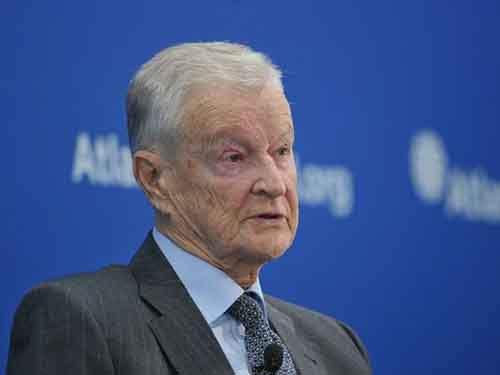 Бывший советник президента США по национальной безопасности Збигнев Бжезинский