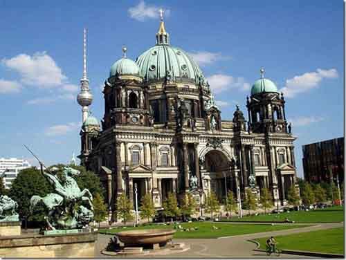 Чудо-калейдоскоп под названием Берлин