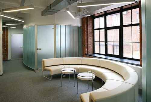 Правила оформления офисного дизайна