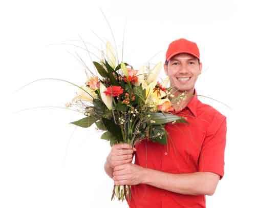 Доставка цветов всегда приятна и неожиданна