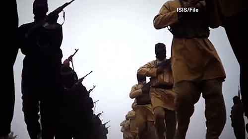 SYRIA: ISIS FILE