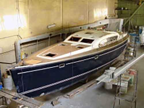 Строительство яхт – первый шаг к свободе