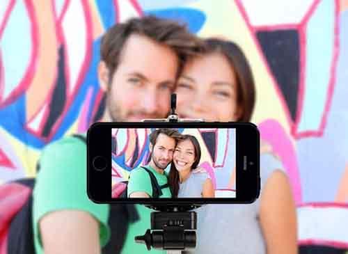 Selfie по-новому или монопод вам в руки