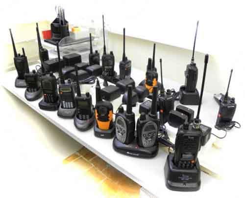 Всегда на связи: портативные радиостанции