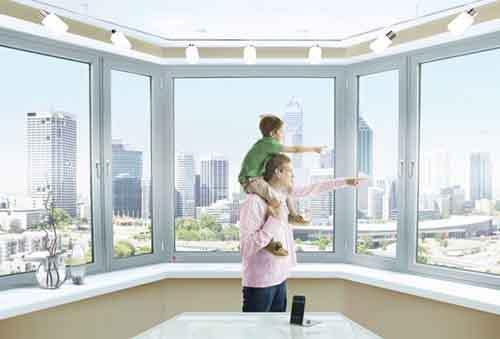 Качественные окна улучшают климат помещения