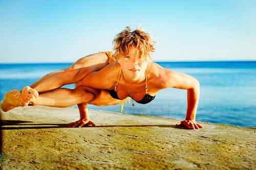 Лучшее место для йоги