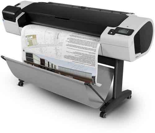 Лучшее место для печати чертежей