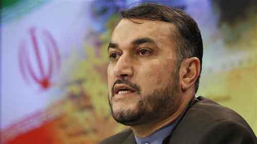 Заместитель министра иностранных дел Ирана по арабским и африканским делам Хоссейн Амир-Абдоллахиан