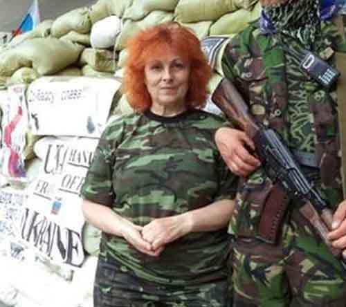 Заместитель командира отряда Татьяна Демченко