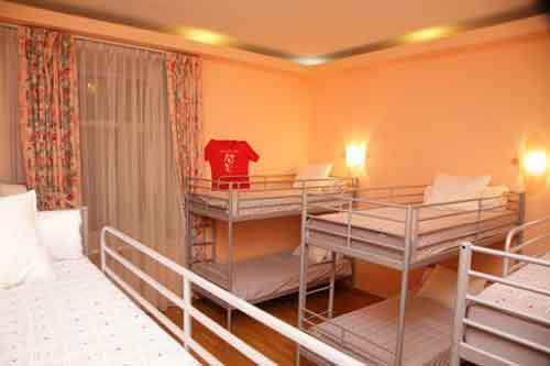 Bear-Hostels – комфортное и недорогое жилье