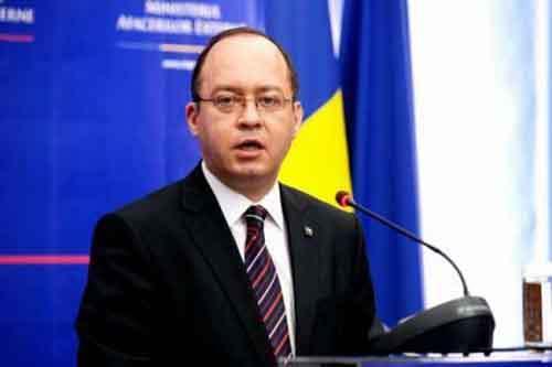 Министр иностранных дел Румынии Богдан Ауреску