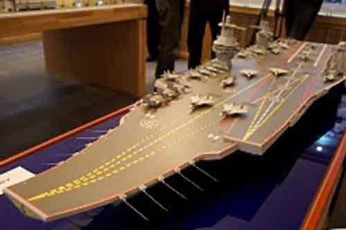ВМФ России нужно восемь современных авианосцев