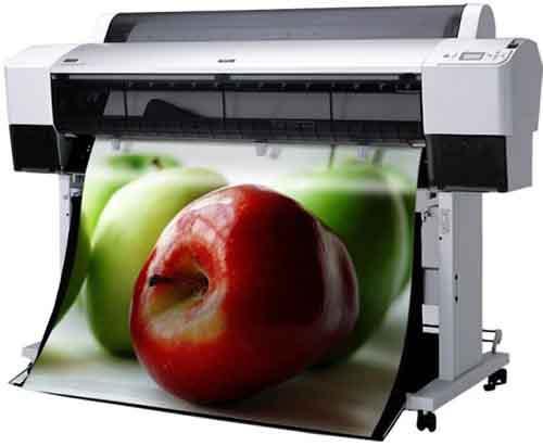 Способы рекламирования товаров и услуг - интерьерная печать