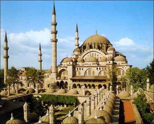 Путешествие в Стамбул - столицу трех империй