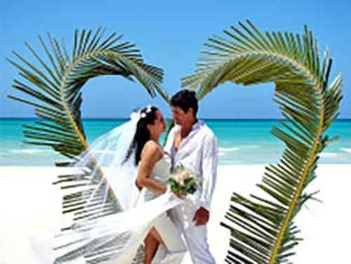 Свадьба за границей — незабываемое торжество