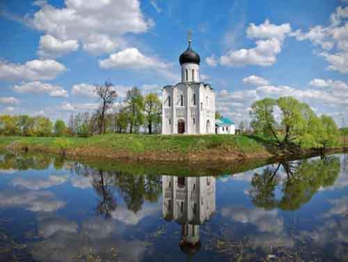 Сайт для общения православных