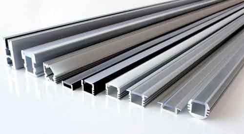 профиль для ленты, профиль для светодиодной ленты, алюминиевый профиль для ленты