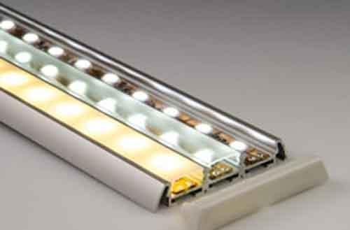 Выбираем алюминиевый профиль для светодиодной ленты