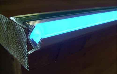 монтаж профиля для светодиодной ленты, купить профиль для светодиодной ленты
