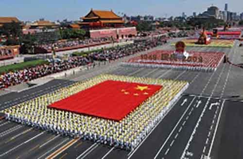 Китай пригласил российские войска пройти парадным маршем по Пекину