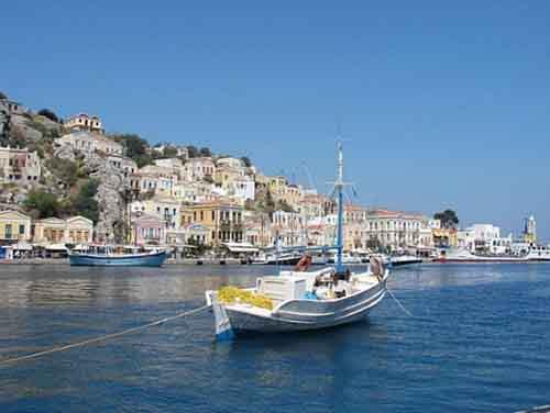 Греция – место для идеального отдыха