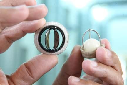 Митральное протезирование в Израиле. Показания, техники, результативность