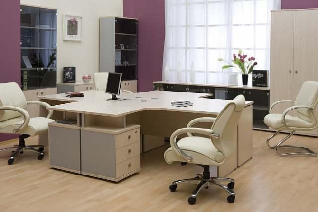 Как правильно подбирать офисную мебель