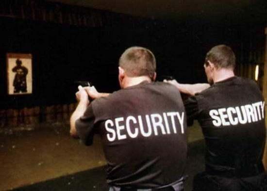 Частные охранные предприятия