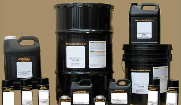 Универсальные смазки от Chemtool Incorporated