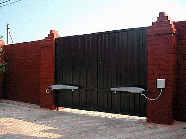 автоматические ворота в Наро-Фоминске