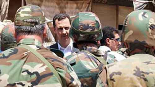 Асад наносит ответный удар