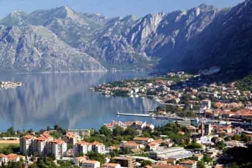 Открытие пляжного сезона  в Черногории