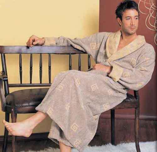 Где приобрести качественные мужские халаты?