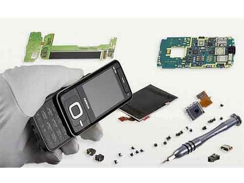 Где починить мобильный телефон