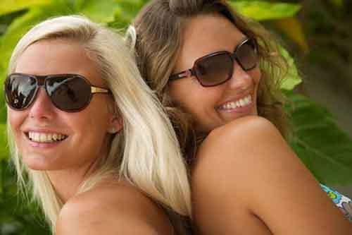 Красивые и полезные солнцезащитные очки