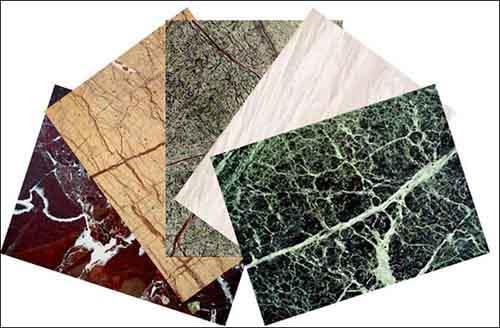 Мраморная плитка. Этапы создания