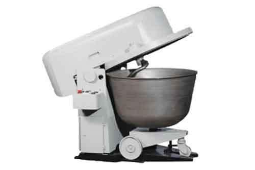 Тестомесильная машина – основной атрибут пекарни
