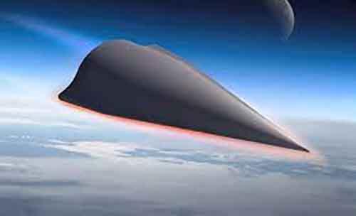 США опасаются гиперзвукового оружия Китая и России
