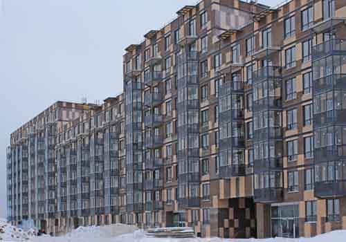 Апрелевка: ЖК VESNA: новая недвижимость подмосковного города