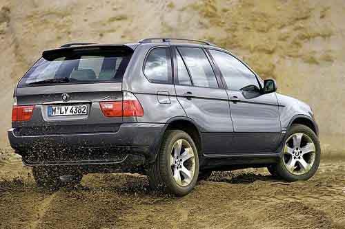 BMW X5 vs VOLKSWAGEN TOUAREG: битва кроссоверов