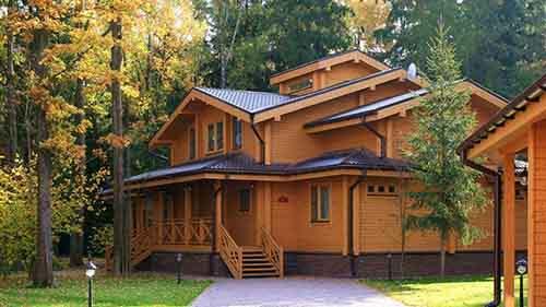 Деревянное строительство: инвестируем в экологию