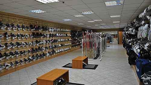 Хоккейный магазин «Ультраспорт»