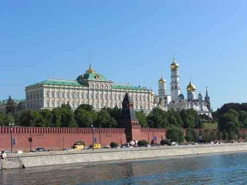 Обзорная экскурсия по Москве на иностранном языке