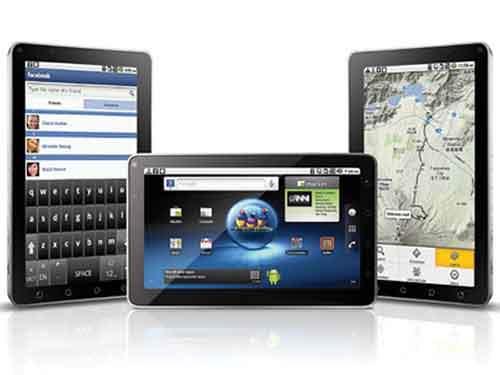 Удобство и преимущества планшетов