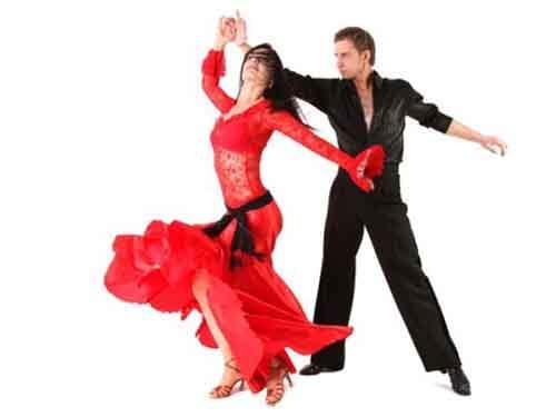 Научитесь управлять телом в танце