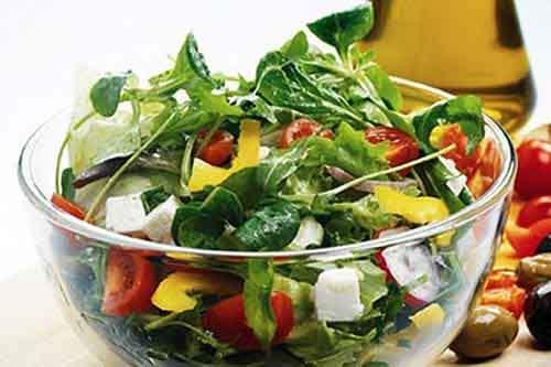 Салат – вкусно и полезно