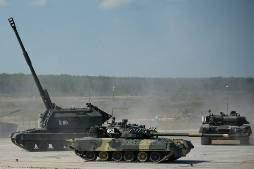 Россия предлагает Западу проверить, у кого лучше армия